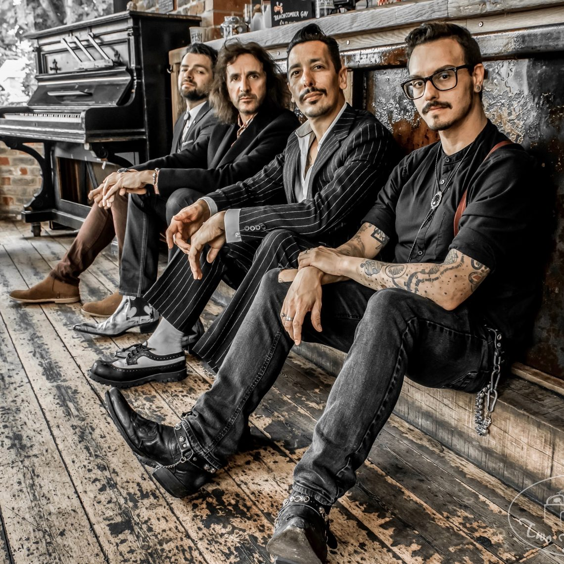 The Outlaw Orchestra Announce Release Date for Their Debut Album