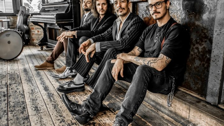 It Happened Again'  The Outlaw Orchestra  Drop New Single and share video.