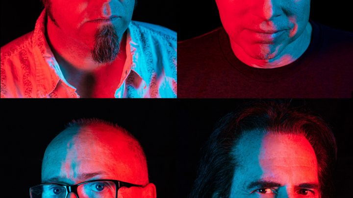 Pattern-Seeking Animals release second track 'Raining Hard in Heaven' taken from forthcoming studio album 'Prehensile Tales'