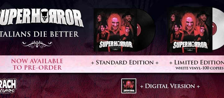 "SuperHorror – ""Italians Die Better"""