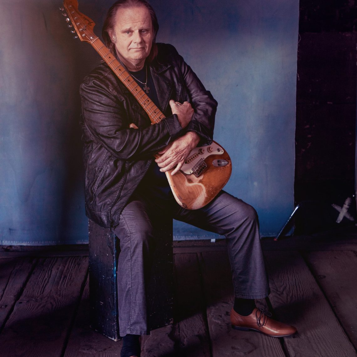 Walter Trout Release Video For 'We're All In This Together' feat. Joe Bonamassa