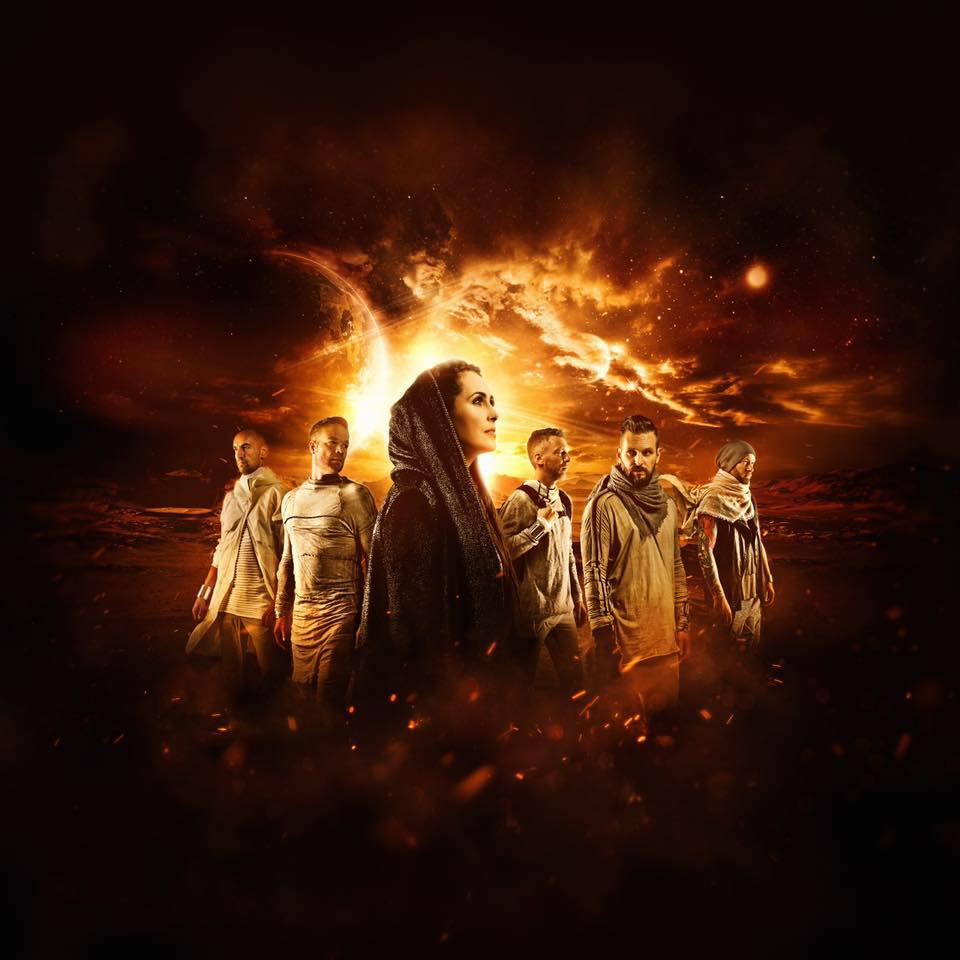 Within Temptation to stream 'Black Symphony' live this coming Thurs, Apr 30th