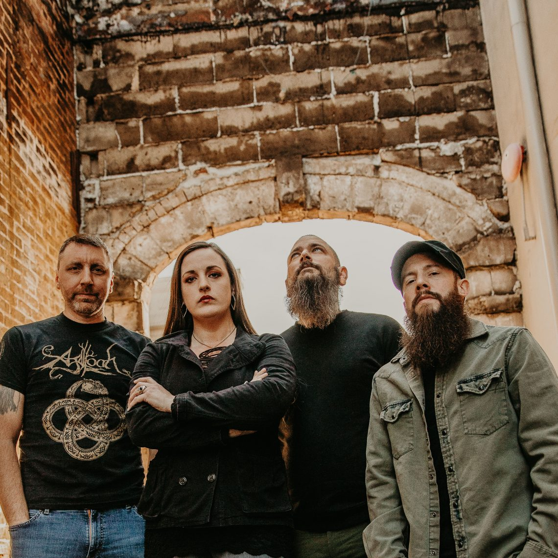 Embr sign to New Heavy Sounds / Announce new album '1823' / Release video for 'Your Burden'