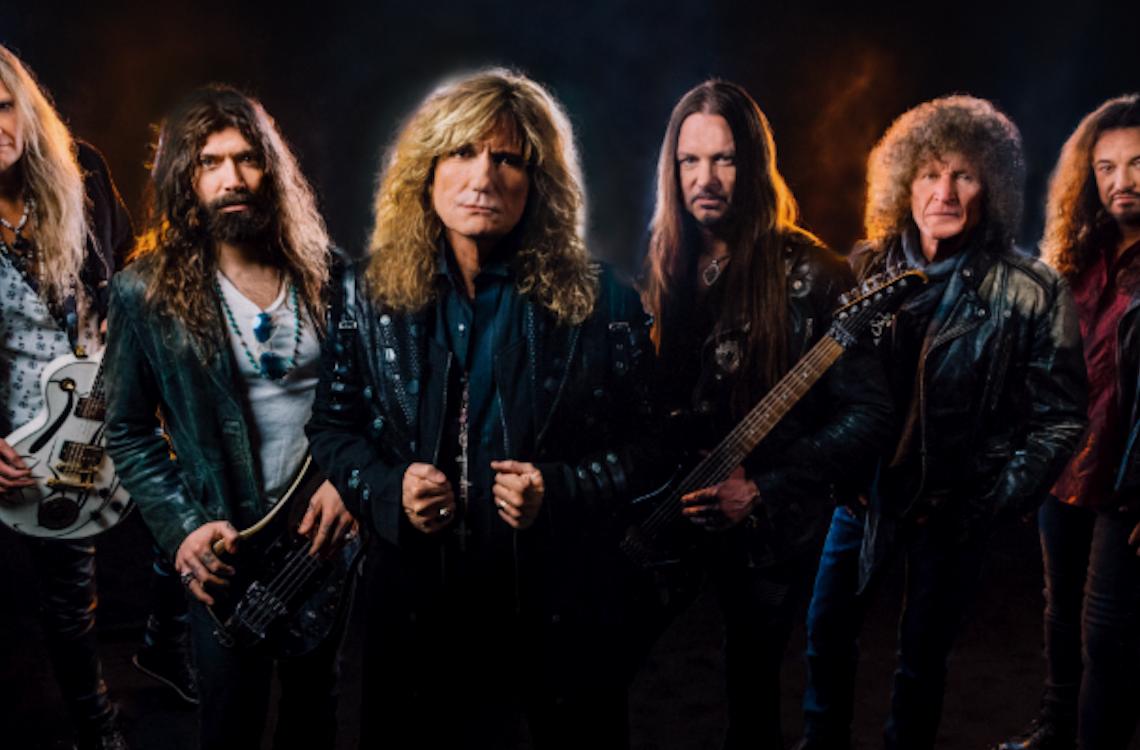 Whitesnake – Love Songs – Double Album Review