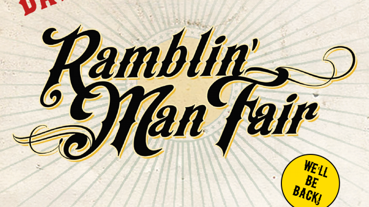 Ramblin' Man Fair-  Announce First Wave of Artists for 2021 Line Up