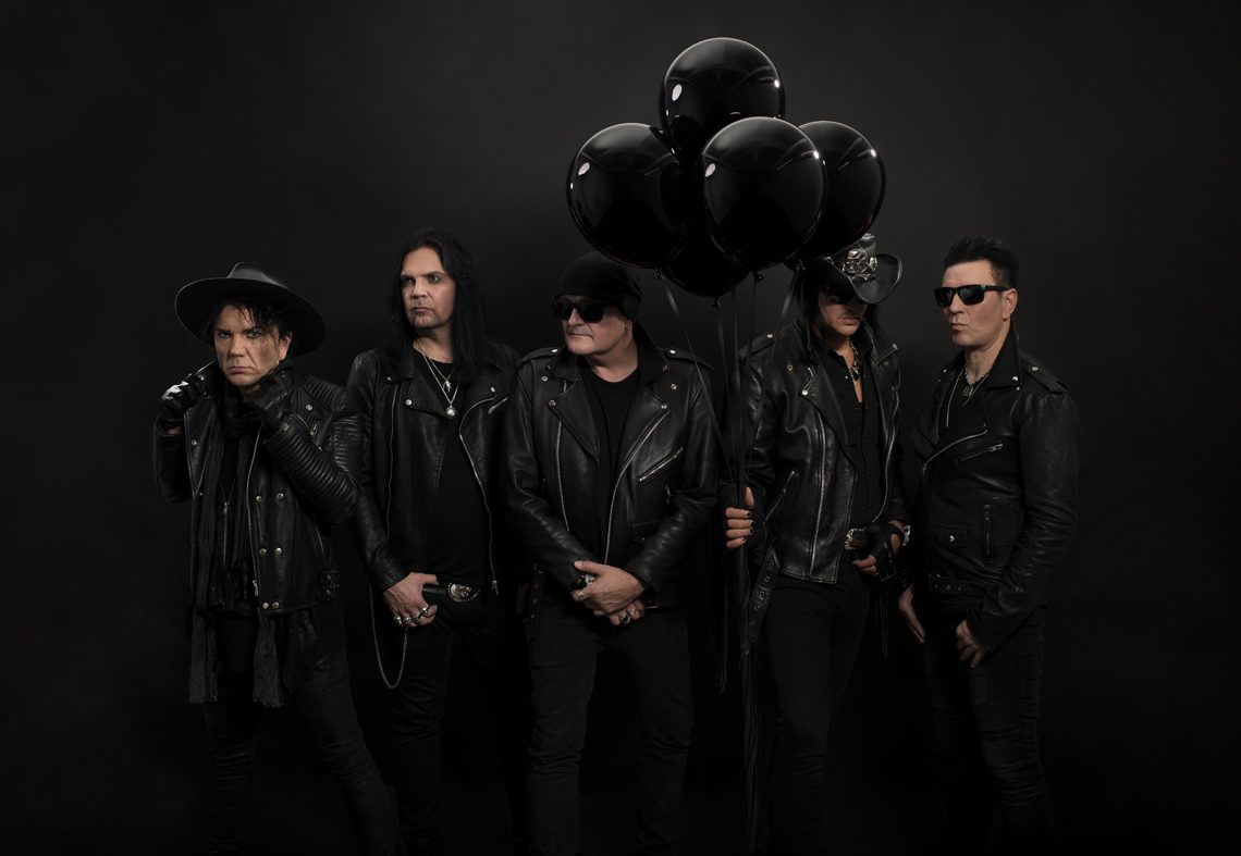 THE 69 EYES – Stream their 30th anniversary show from Helsinki