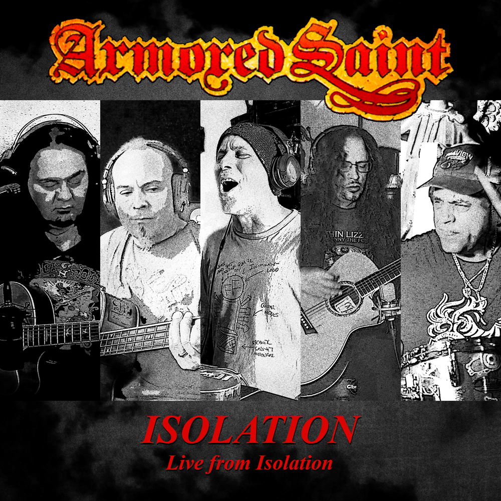 """Armored Saint releases """"Isolation (Live from Isolation)"""" video and digital single"""