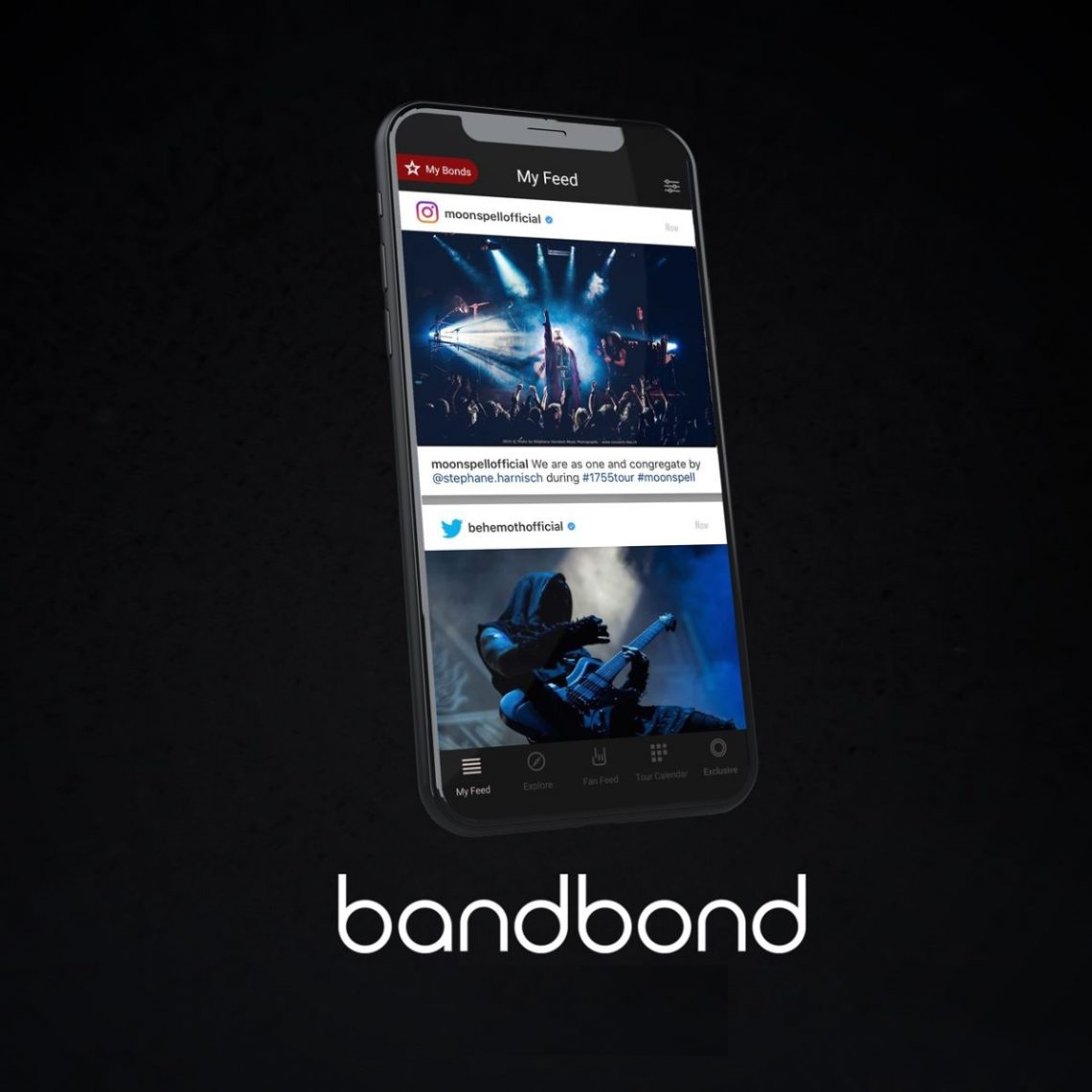 BandBond launches The App Revolution For The Music Community