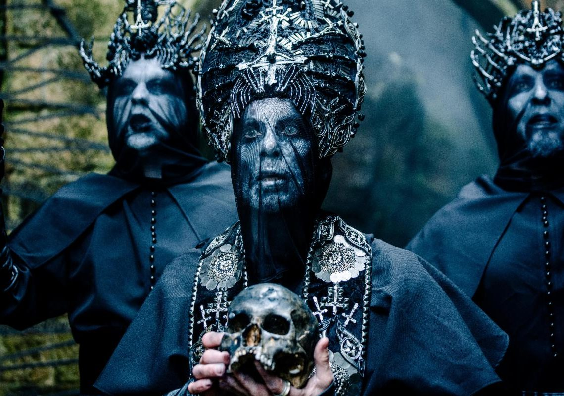 BEHEMOTH reveal visualiser for new song, 'Evoe', release 'A Forest' EP