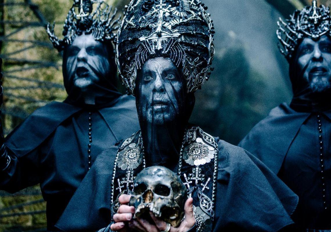 BEHEMOTH Unveil Video For Shadows Ov Ea Cast Upon Golgotha