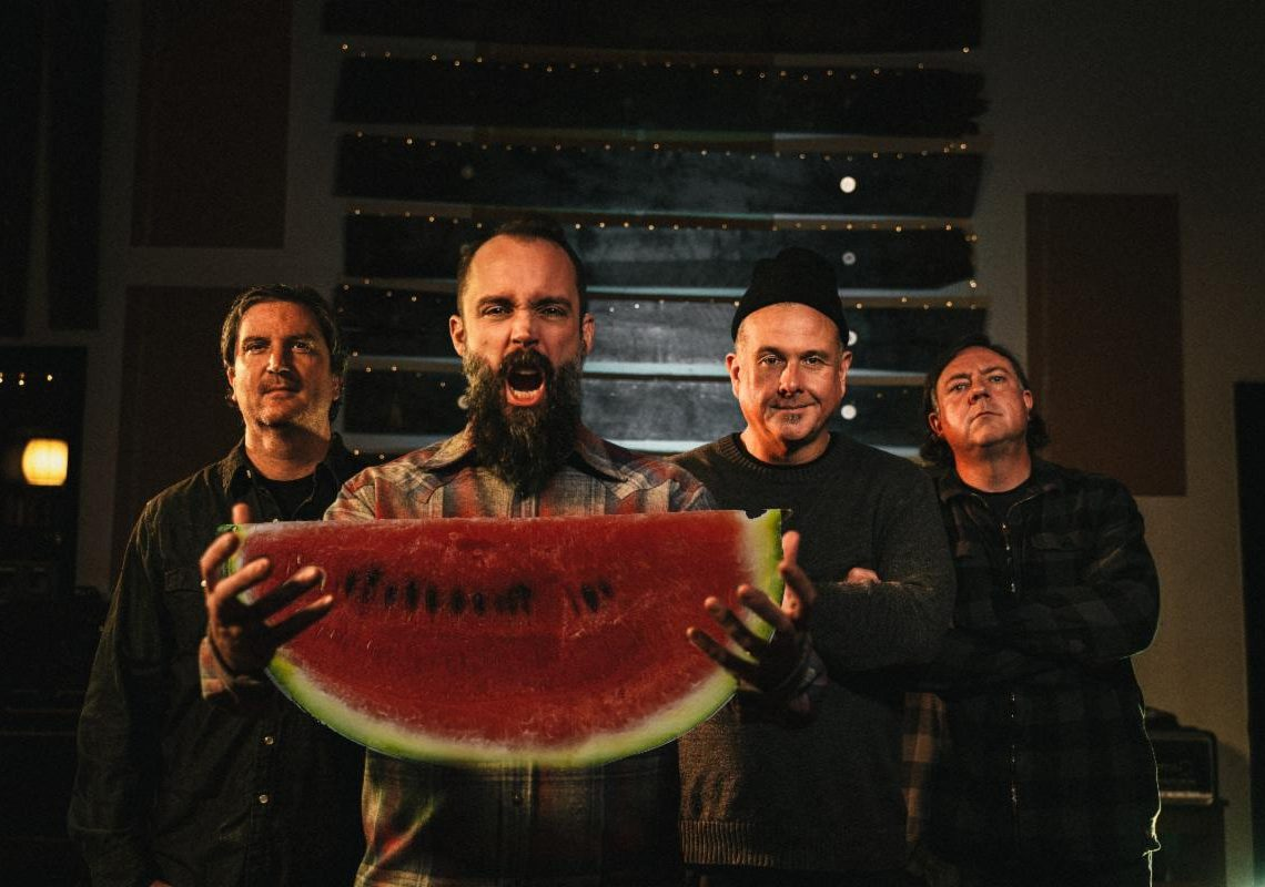 CLUTCH release new recording of 'Smoke Banshee' as part of Vault series
