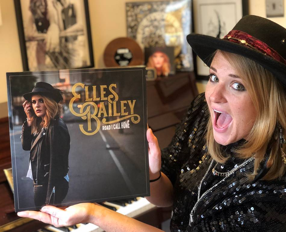 Elles Bailey's Double Victory at the UKBlues Awards Gives Her a Platform to Champion Women in Music