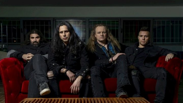 FIREWIND release their stunning new video for single 'Welcome To The Empire', new album out 15th May on AFM Records