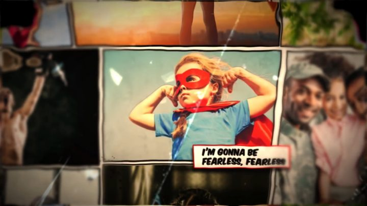 "Goo Goo Dolls Debut Comic-Book Inspired Lyric Video For ""Fearless"""