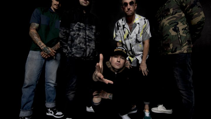 """HOLLYWOOD UNDEAD Release Official Video for """"Idol"""" ft. TECH N9NE"""
