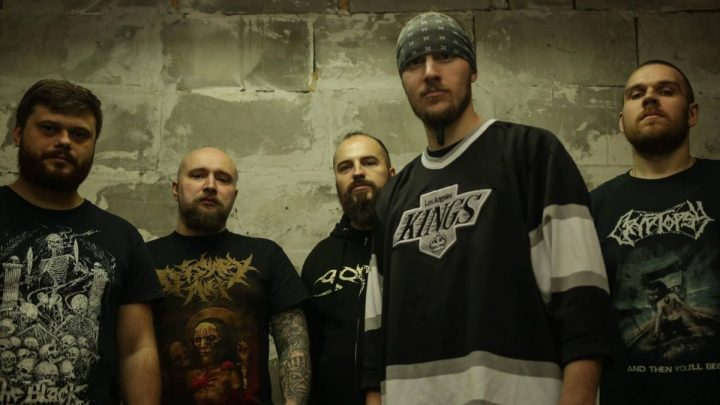 Russian brutal death metal outfit KATALEPSY release new single, announce new album