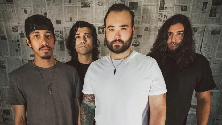 """Texas Rockers KINGDOM COLLAPSE Reveal Video for Latest Single, """"Uprise"""""""""""