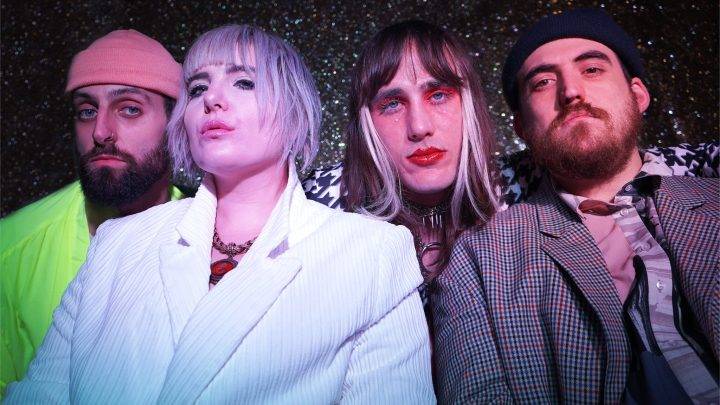 MISFIT POP ADVENTURERS LIBRALIBRA ANNOUNCE NEW EP 'HAIL MARY' OUT AUGUST 14th VIA LIBRALIBRA RECORDS  FIRST TRACK 'JUICY LUCY' OUT TODAY!