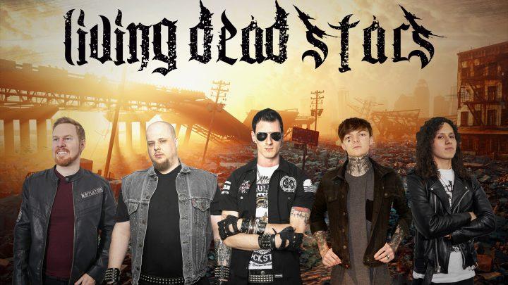 Living Dead Stars – Living Dead Stars Album Review