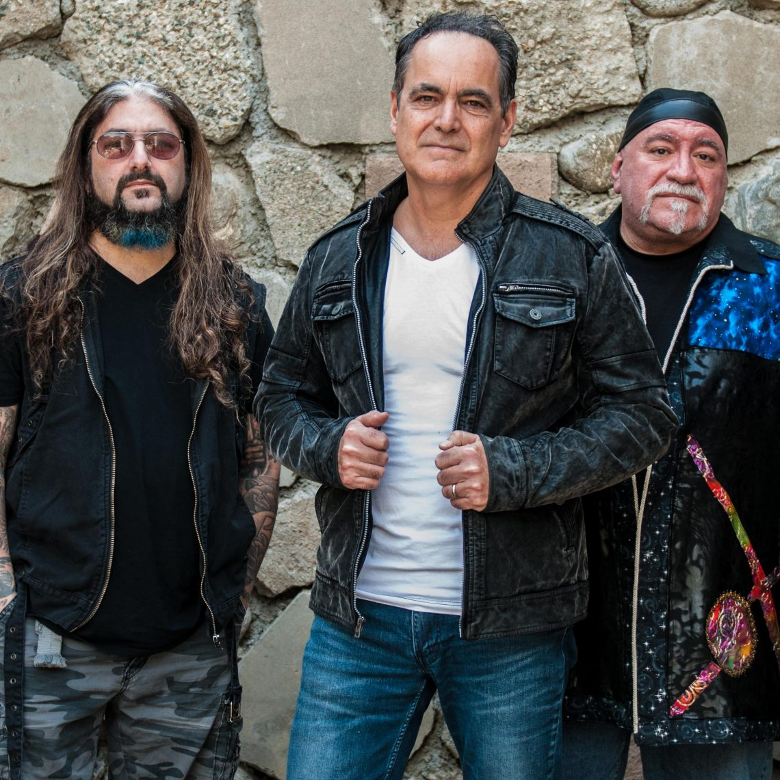 Morse, Portnoy, George launch video for cover of 'Hymn 43'