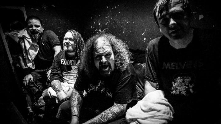 Napalm Death and Decibel Magazine Team Up For Vinyl Re-Issues of 'Time Waits For No Slave', 'Smear Campaign', 'Utilitarian', and 'Apex Predator'