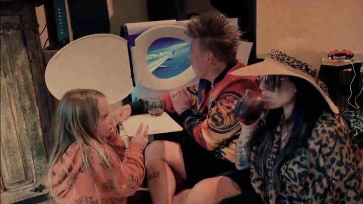 Papa Roach Include Their Families In Uplifting Quarantine Video