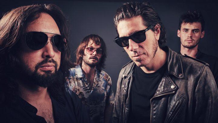 PATRÓN (Danzig, Kyuss, QOTSA) release studio session video for 'Very Bad Boy'
