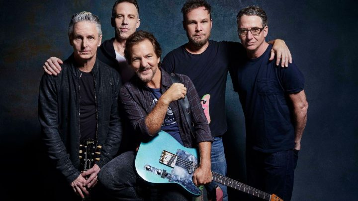 Pearl Jam release animated video for 'Retrograde'…