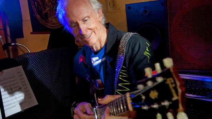 The Doors' ROBBY KRIEGER Reveals 'The Hitch' Video