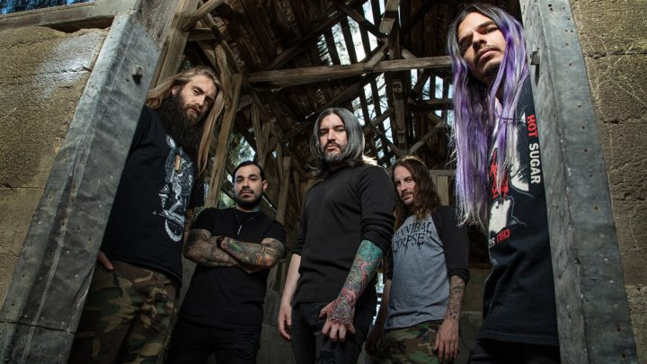 SUICIDE SILENCE Partner With Knotfest To Stream 2015's Mental Health America Benefit Show on June 19th
