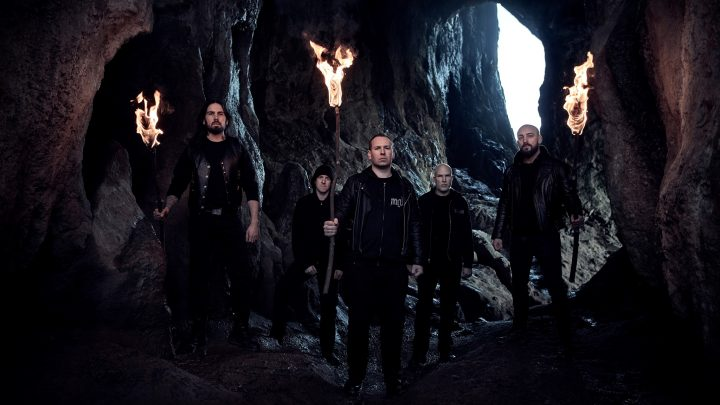 WINTERFYLLETH Release Lyric Video 'A Valley Thick With Oaks' (Candlelight Records)