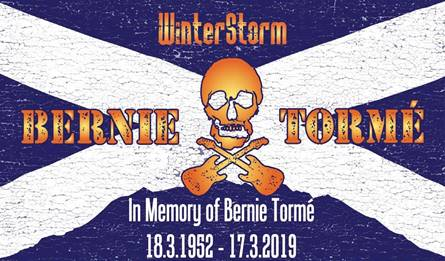 Bernie Tormé classic 2018 Winterstorm set available to stream