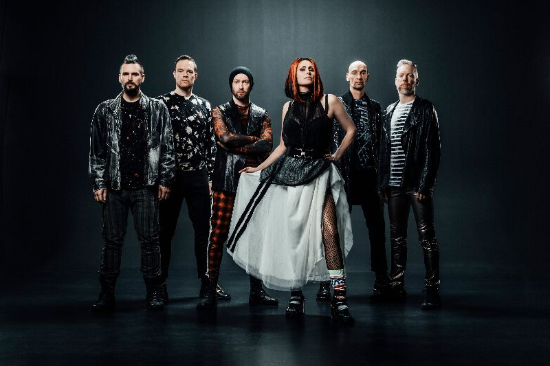 Within Temptation release new single 'Entertain You'