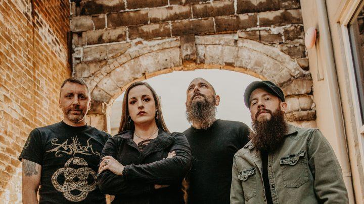 Embr release new single 'Eyes Like Knives' / Debut album '1823' out 17th July (New Heavy Sounds)