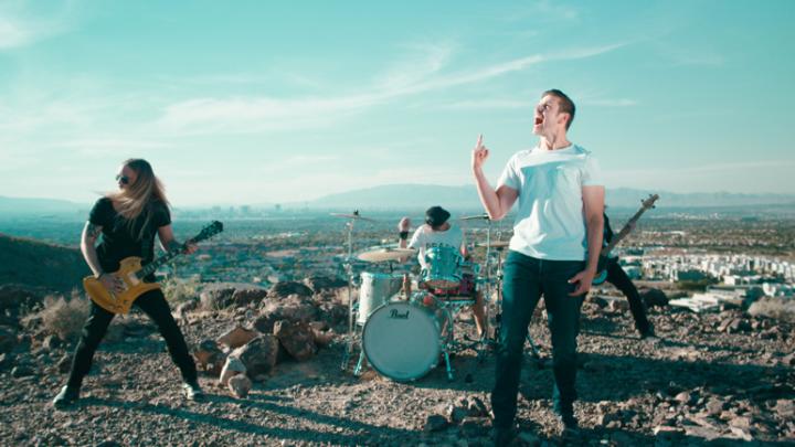 Adelitas Way – Drop Video for New Single 'Shine On'