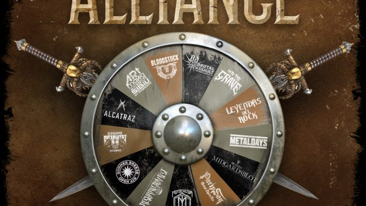 BLOODSTOCK announces the final line-up for European Metal Festival Alliance!