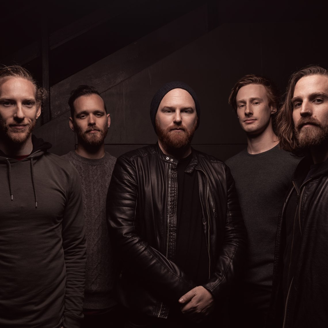 Caligula's Horse – launch video for 'Oceanrise'/ 'Rise Radiant' charts