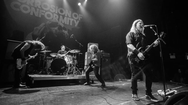 CORROSION OF CONFORMITY | announce rescheduled + new UK / EU tour dates