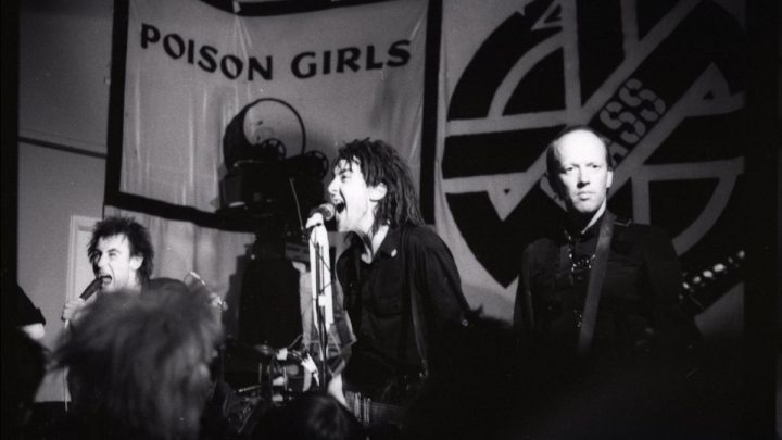 Crass – The Feeding of the Five Thousand remix project – Richard Russell rLr 'Bomb' remix out now