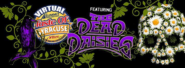 The Dead Daisies – Taste The Music at Syracuse