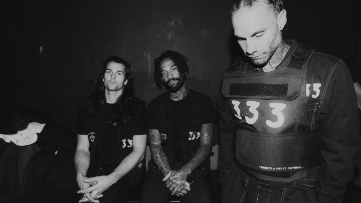 FEVER 333 play fundraiser livestream – 11pm UK time TONIGHT