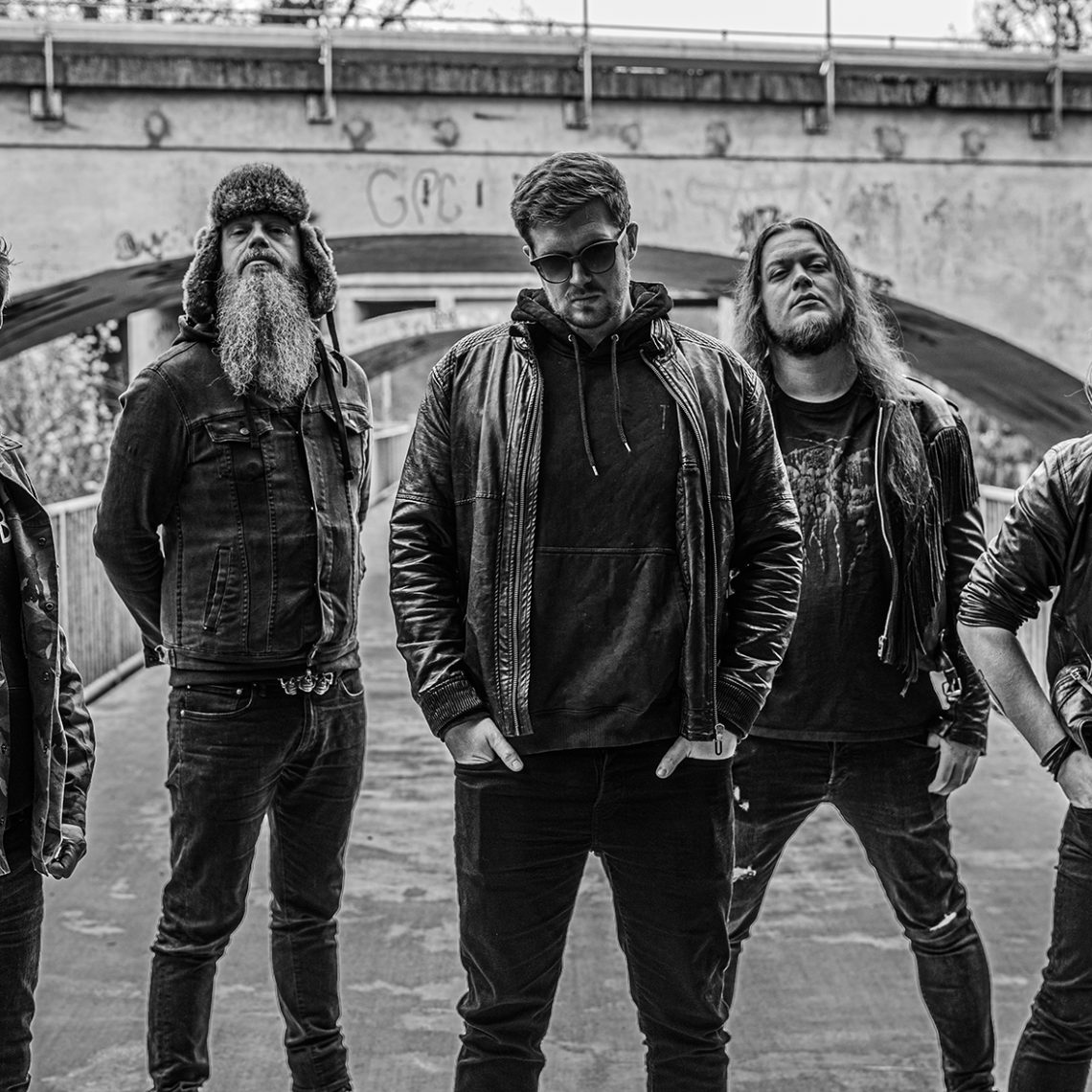 """AATR VIDEO PREMIER FOR I'LL BE DAMNED – """"Through The Walls"""" official video"""
