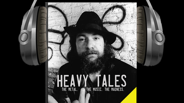 "Music Industry Legend Jonny Z's ""Heavy Tales: The Metal. The Music. The Madness. As Lived by Jon Zazula"" Audiobook Available Today via Audible"
