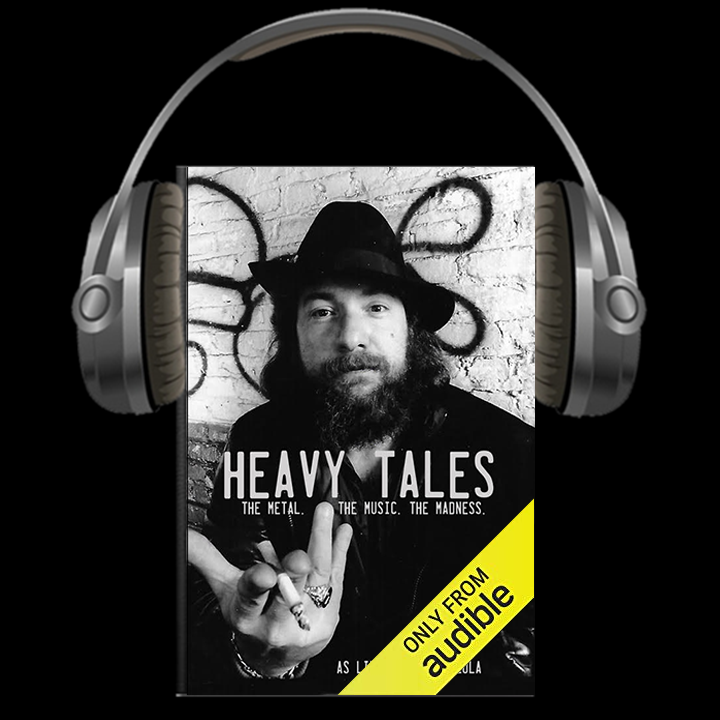 "Megaforce Records Founder Jon Zazula Discusses Foray into the Creation of Rap-Metal in Exclusive ""Heavy Tales"" Audio Clip"