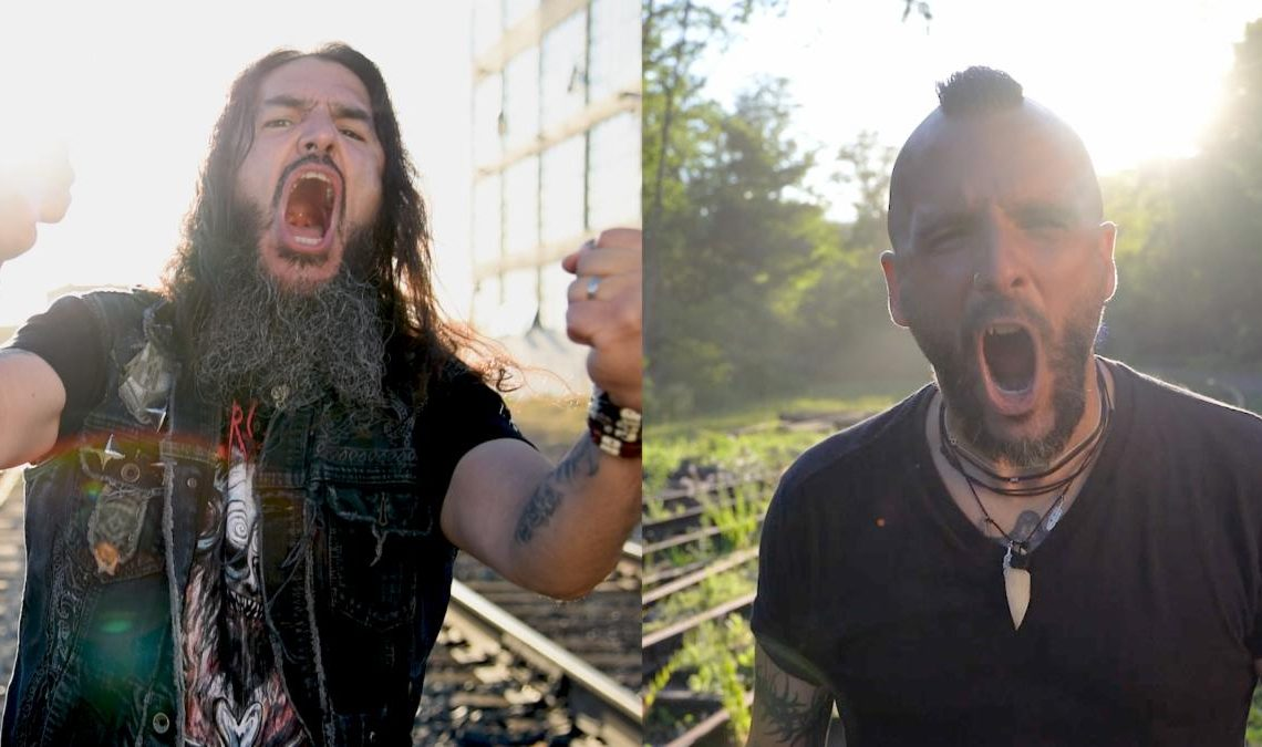 MACHINE HEAD release 'Civil Unrest' double single, Killswitch Engage's Jesse Leach guests