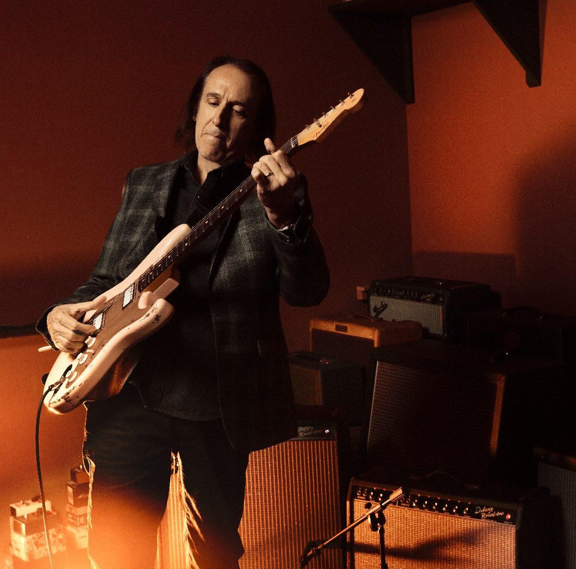 Michael Landau announces new album 'Liquid Quartet Live'