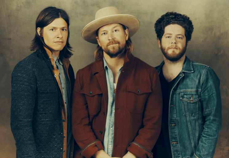 NEEDTOBREATHE share new track 'Who Am I'