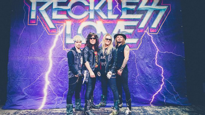RECKLESS LOVE & DAN REED NETWORK announce co-headline tour