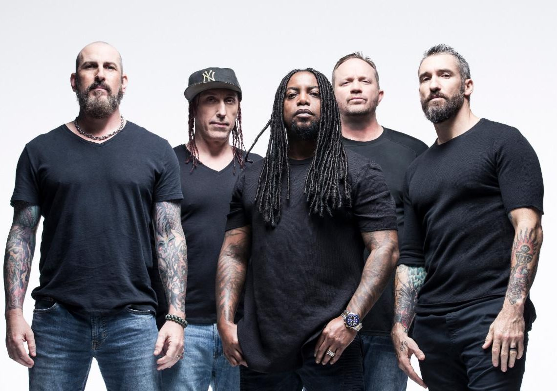 SEVENDUST share music video for new song Dying To Live, from new album out this Friday