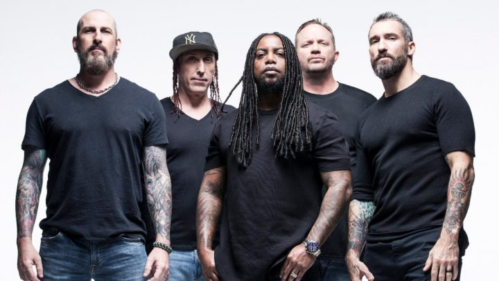 SEVENDUST release new single 'Blood From A Stone' with lyric video